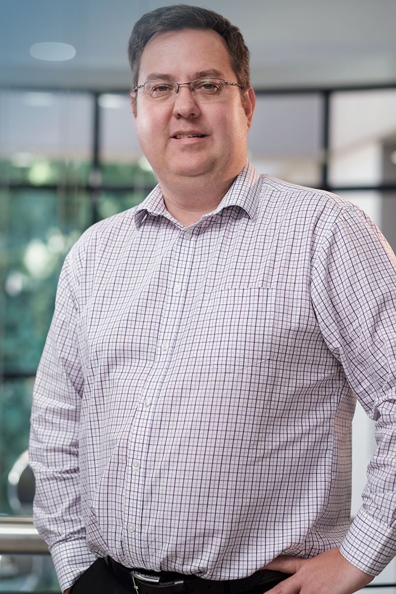 Johan le Roux - Nodus Capital team