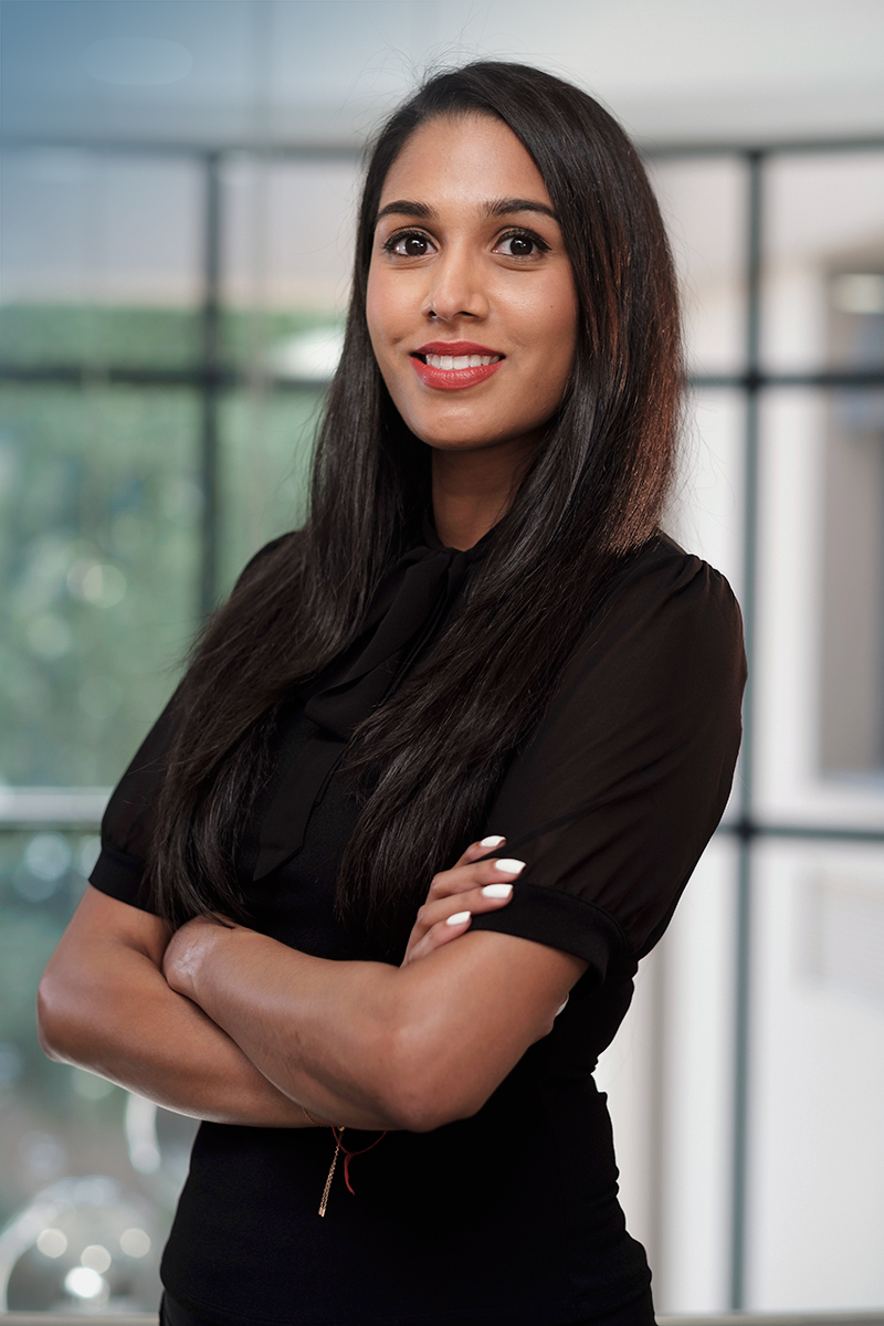 Mishka Naidoo - Nodus Capital team
