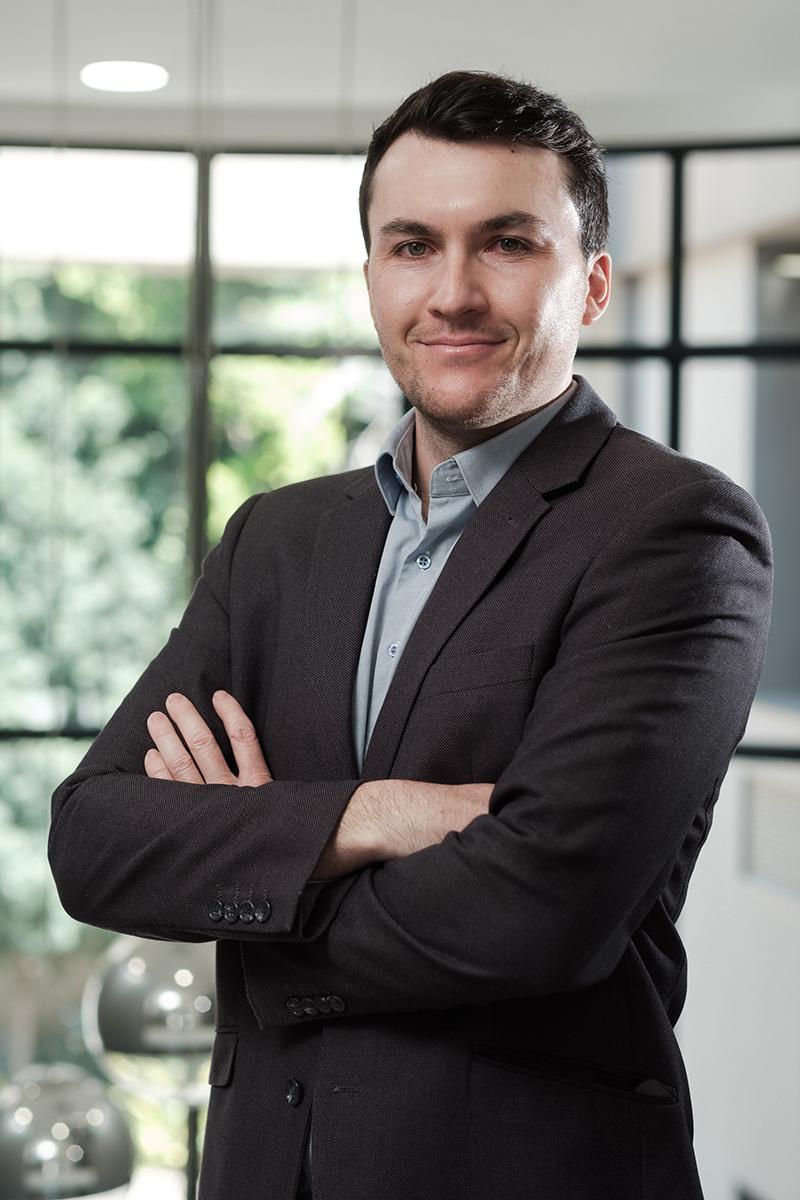 Shaun Cox - Nodus Capital team